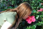 Lori and the Hibiscus by LonelyPilgrim