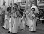 Kids at the Semana Santa Fest by Jadonut