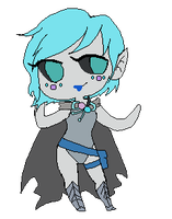 Gift - Aylin Pixel by cosmicmoths