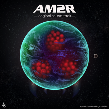 Another Metroid 2 Remake album cover by VariaZim