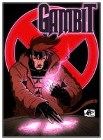 Gambit By Atf180 Colors Low Res by BDixonarts