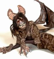FYM Entry: Cieca the Bat Demon by MonicaMcClain