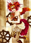 Steampunk by XXAnemia
