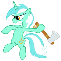 Lyra vectorized by CrusierPL
