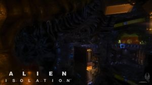Alien Isolation 085 by PeriodsofLife