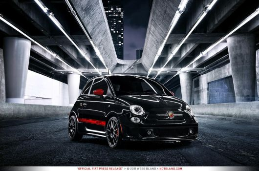 2012 500 Abarth 03 - Press Kit by notbland