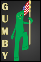 American Gumby by Valo616