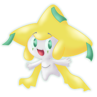 Draw em all: Jirachi by I-Am-Bleu