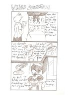 Weird Comics #112 She's Back and She's Pissed by Hakuru15