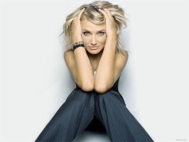 Cameron Diaz by Morgadu