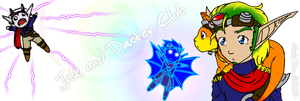 J+D Club Banner Contest Entry by nashidesei