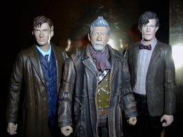 Dr. Who - The Day Of The Doctor by CyberDrone