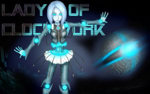 Orianna - Lady of Clockwork by Cyanide-Cherry