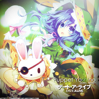 Date A Live Yoshino by tammypain