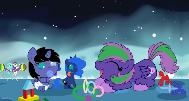 Who Entertains Who by EvilFrenzy