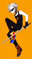 Dirk Strider by Cootypo