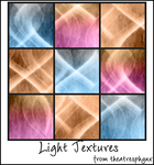 Light Textures Set 1 by theatresphynx