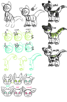 Chimera specie guide by Pand-ASS