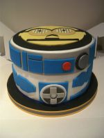 Star Wars Cake.1 by gertygetsgangster