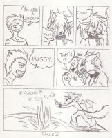 SADCAT2::Round Two::Page Two by miraibaby
