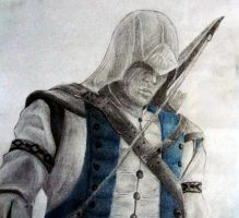 Assassin's Creed 3 by DisneyMonica