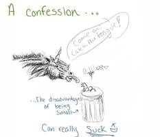 A Confession... by Radiantthunder