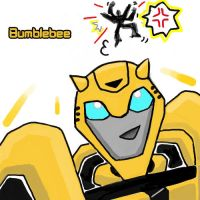 Bumblebee Up to the sight by RaDazeos