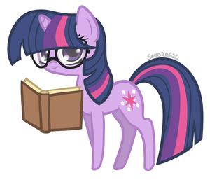Nerdy Twi ( PayPal commissions? ) by Sandra626