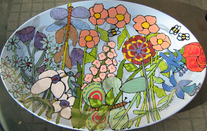 Oval Garden by nukvah