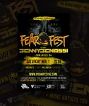 halloween flyer with benny benassi by sounddecor