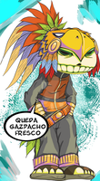 Fresh gazpacho by Cesar-fps