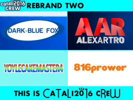 Catali2016 Crew Rebrand Two (Others) Part 2 by Catali2016