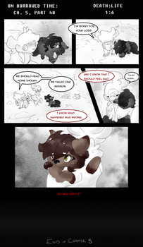 On Borrowed Time:Chapter 5, Part 40 by Wooled
