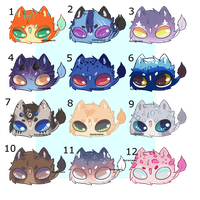 Squee adopts :OPEN!!: 1 LEFT! by Koiremains