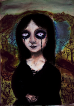 The Gothic Lisa by salvi-burton