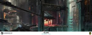 Killzone Shadowfall Canyon by Killborn