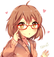 +Kuriyama-channn+ by hyuugalanna