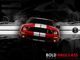 Shelby GT500 by FordGT