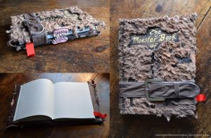 The Monster Book of Monsters by CanisPanthera