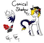 Comical Shadow My MLP OC Bio by ComicalShadow