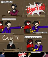 Vincent and the OBJECTION by Wazy