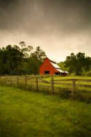 C4D Rutledge Tennessee Barn by cravingfordesign