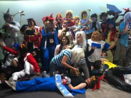 AX day 3 yugioh gathering 1 by DrGengar