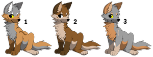 Breedable Offspring - Closed by Adopts-Only