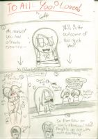 Too much Yaoi by XxPoisonlollypopxX