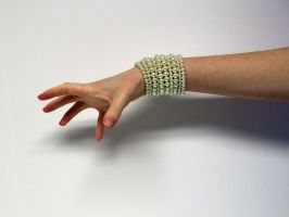 Hand with Pearls Stock13 by NoxieStock