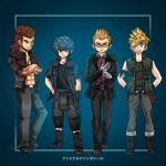 Final Fantasy XV by smokeragon