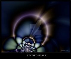 STAINED GLASS by da-mar