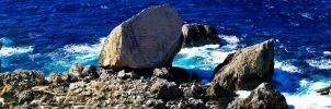 Lonely Rock by Maltese-Naturalist