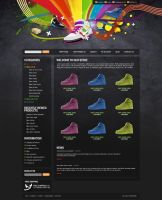 Sneakers Store by Funialstwo
